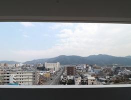 バルコニーからの眺望「