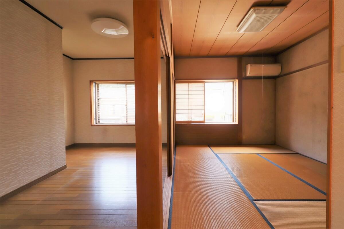 2階洋室+6帖和室