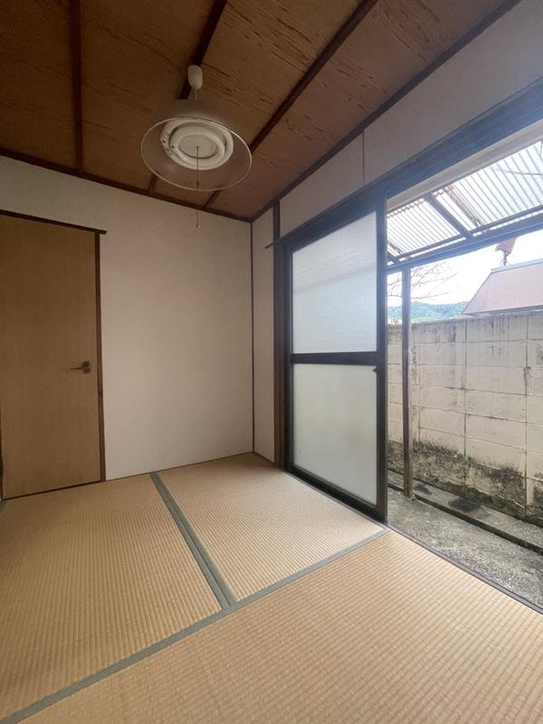 キッチン前スペース