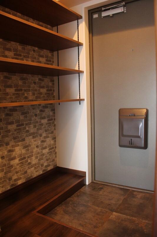 可動式収納棚